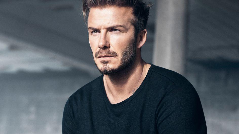 David Beckham s'habille (enfin) pour H&M