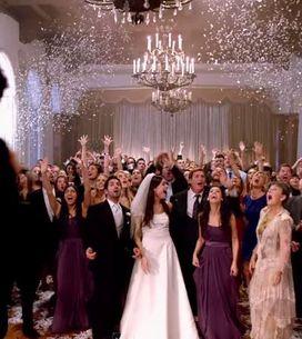 Ces mariés ne s'attendaient pas à ce que les Maroon 5 se pointent à leur mariage