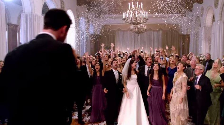 Ces mariés ne s'attendaient pas à ce que les Maroon 5 se pointent à leur mariage (Vidéo)