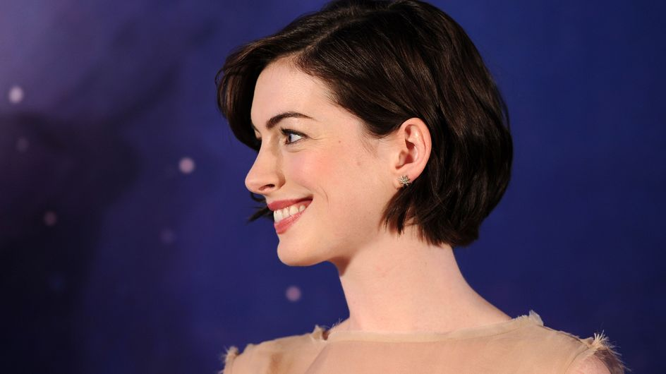 Anne Hathaway s'affiche sans maquillage pour InStyle (Photo)
