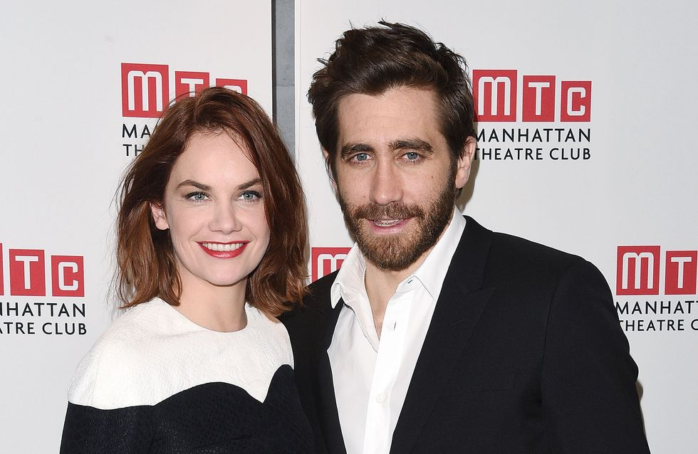 Jake Gyllenhaal verliebt in Ruth Wilson