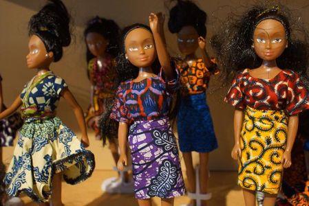 Les poupées Queens of Africa