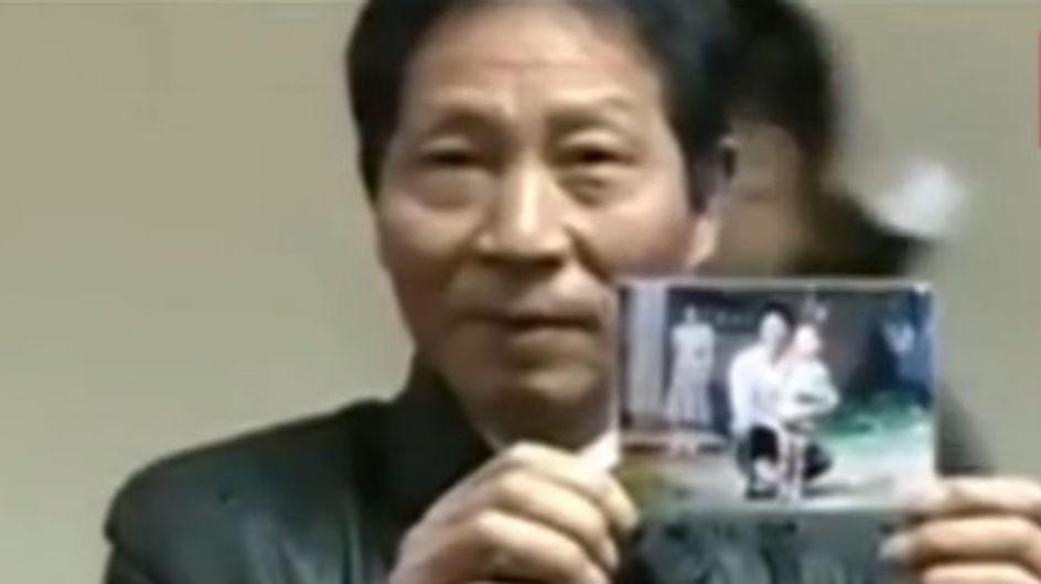 Kidnappé lorsqu'il était enfant, il retrouve sa famille au bout de 24 ans