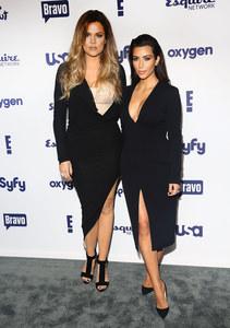 Khloé et Kim Kardashian.