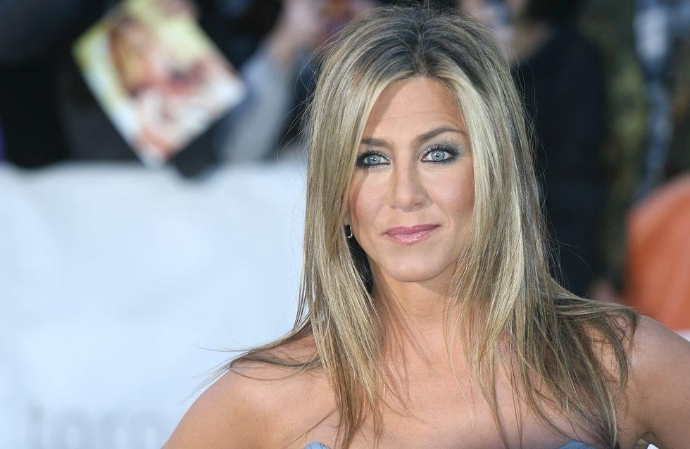 Jennifer Aniston se confie sur sa dyslexie