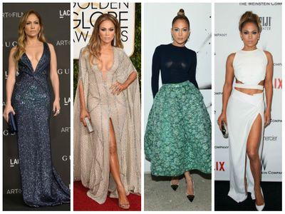 Que se passe-t-il dans le dressing de Jennifer Lopez ?