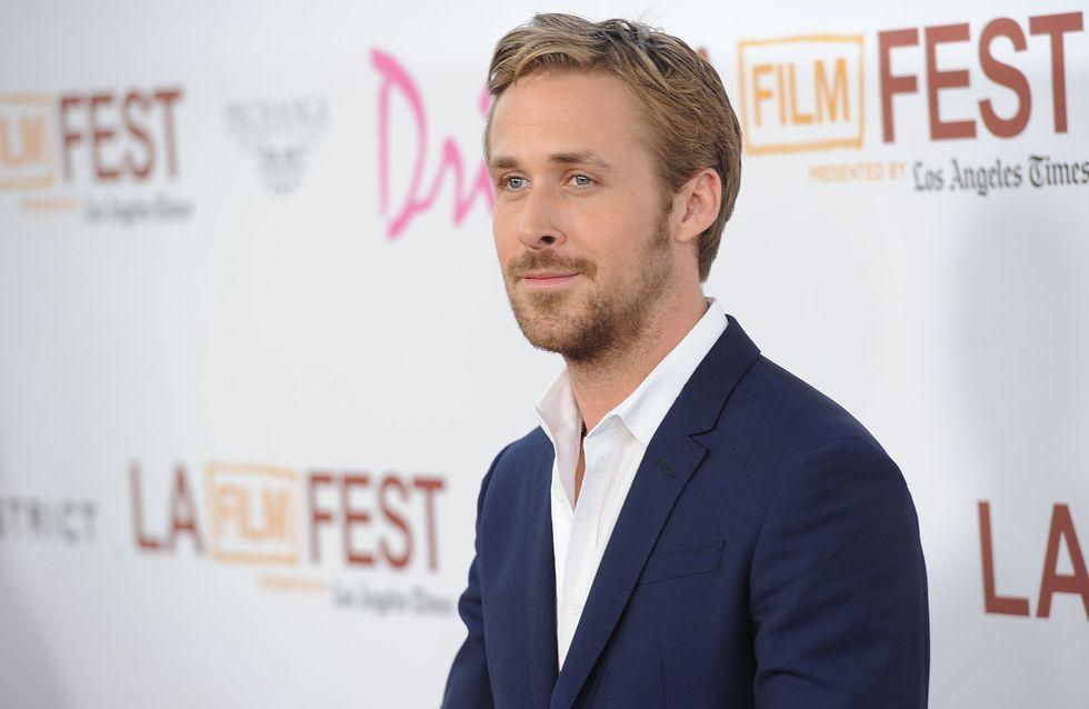 Ryan Gosling sous le charme de sa fille Esmeralda