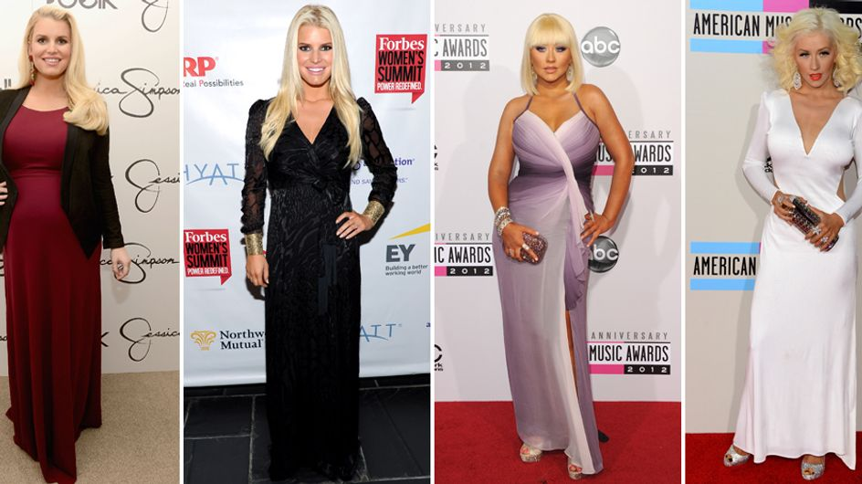 Quando le celebrities fanno su e giù dalla bilancia: tutte le star dal peso a yo-yo!