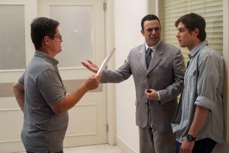 Caíque e Dr. Castilho