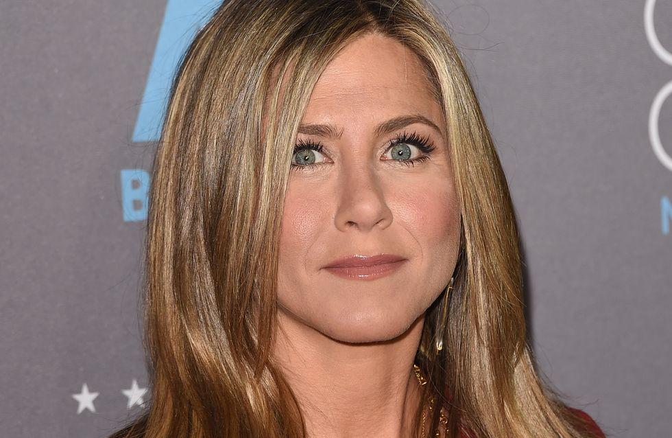 Jennifer Aniston ist Legasthenikerin