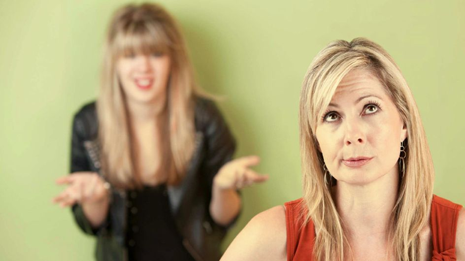 10 Sätze von Teenie-Töchtern, bei denen selbst der ruhigsten Mama der Geduldsfaden reißt
