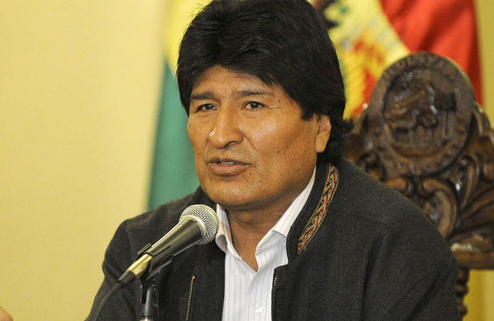 Evo Morales: Si las mujeres no fueran 'caprichositas' mandarían más en Bolivia