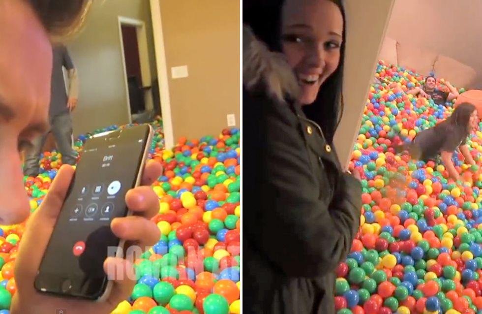 Video/ Ecco cosa succede quando lasci i figli da soli con papà!