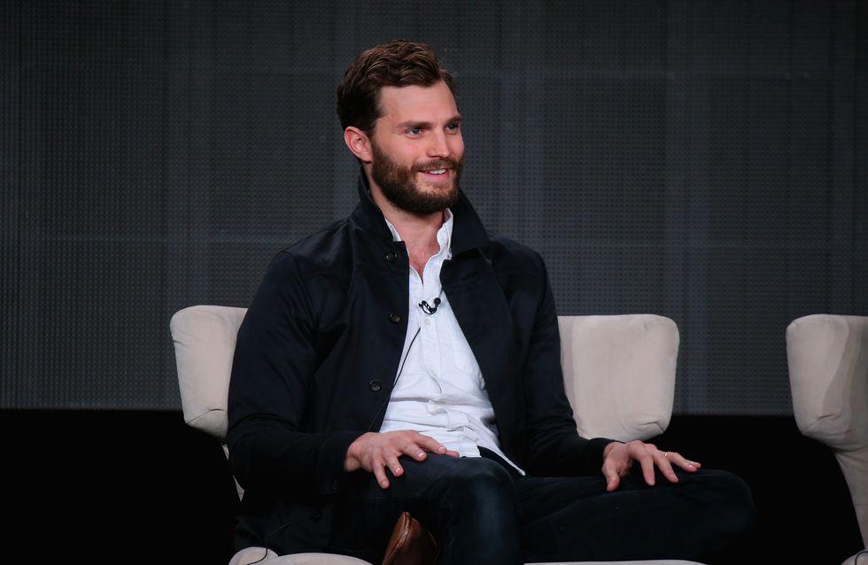 Jamie Dornan raconte ses soirées arrosées avec Robert Pattinson
