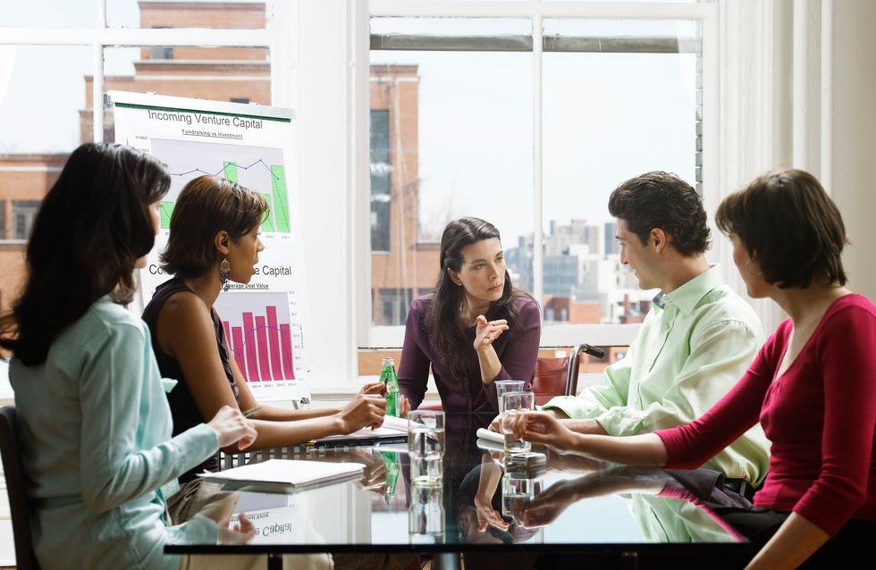 Pourquoi est-ce bon de travailler avec des femmes ?