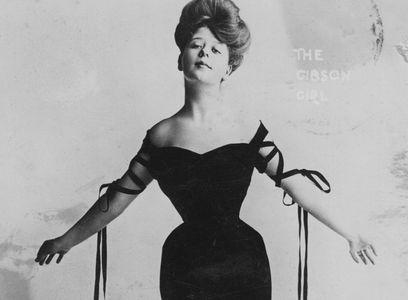Gibson girl, icono de 1910