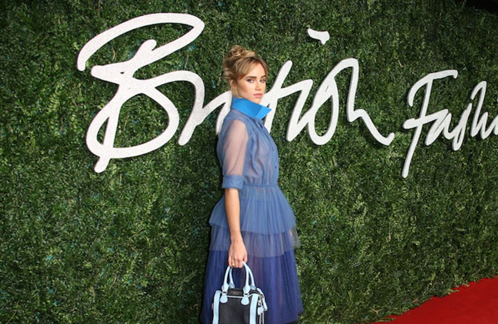 The Best Dressed At The 2014 British Fashion Awards