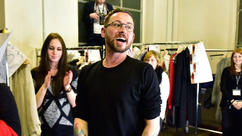 Designer Marcel Ostertag im Interview: Diese Modesünde geht bei Frauen GAR NICHT!