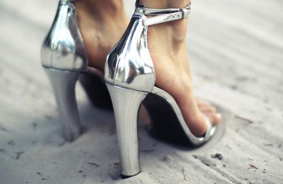 Face Planting, Blisters And Scuffs: 13 Stages Girls Go Through With a New Pair of Heels