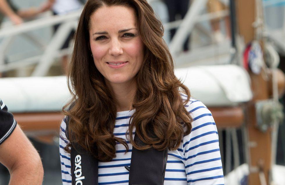 Kate Middleton, enceinte, prend des vacances au soleil