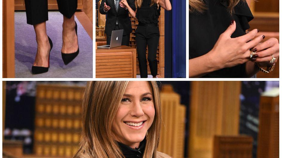 Jennifer Aniston est notre look du jour