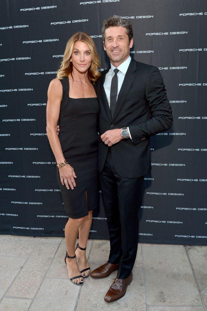 Patrick Dempsey divorce