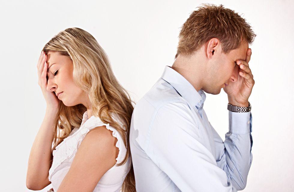 Combien de temps faut-il pour se remettre d'une rupture ? On a la réponse