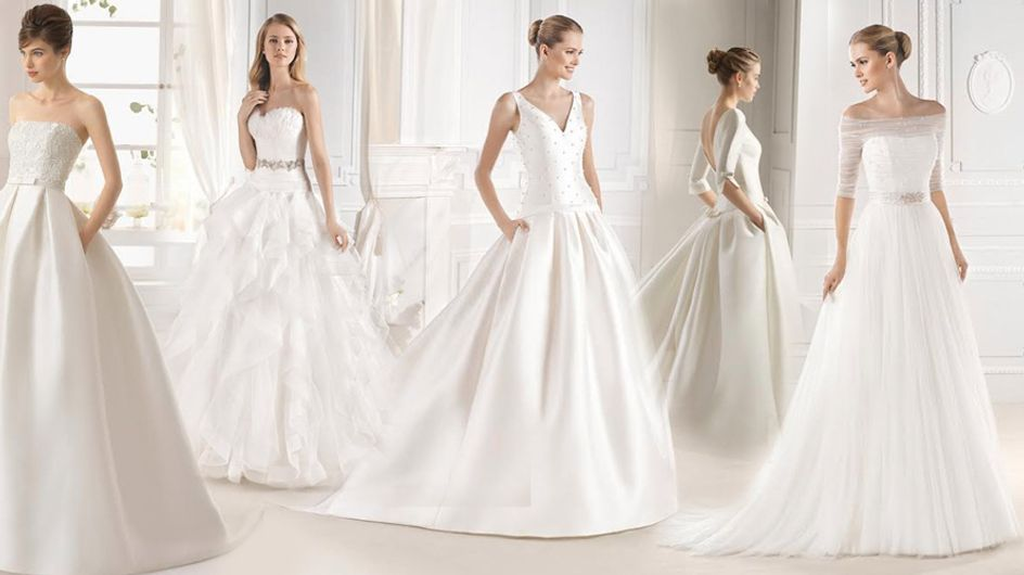 Bridal Inspiration: The Most Gorgeous Wedding Dress Trends For 2017