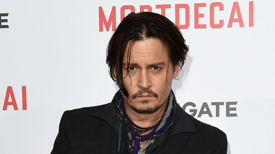 Johnny Depp & Gwyneth Paltrow hatten Sex im Flugzeug