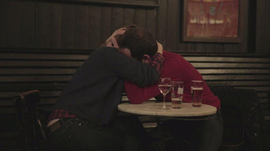 Un vídeo emocionante: cuatro personas declaran su amor platónico