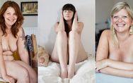 Kaum Make-up & kein Glamour: 'The Nu Project' überzeugt mit ehrlichen Bilder
