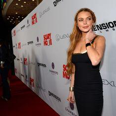 Lindsay Lohan choque ses fans avec une photo ultra retouchée (Photo)