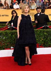 Rosamund Pike en Christian Dior pour les SAG Awards 2015