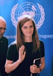 Emma Watson à l'ONU.
