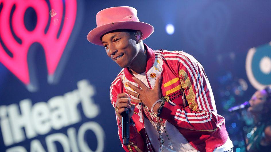 Pharrell Williams déclare sa flamme aux femmes