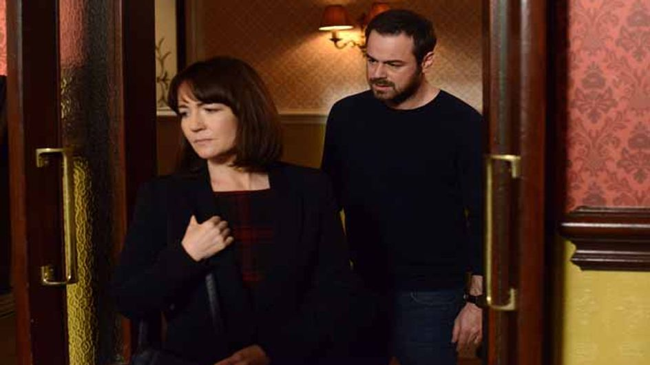 Eastenders 03/02 - Tina finds herself at the centre of a family debate