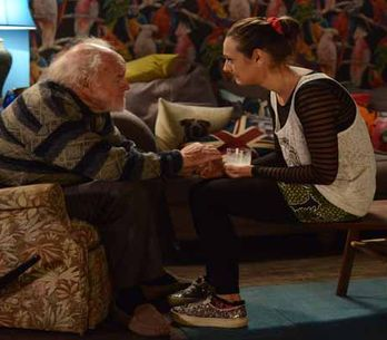 Eastenders 05/02 - The Carters grow concerned when a raging Mick has gone missing with Dean