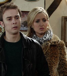 Coronation Street 02/02 - David comes face to face with his worst nightmare