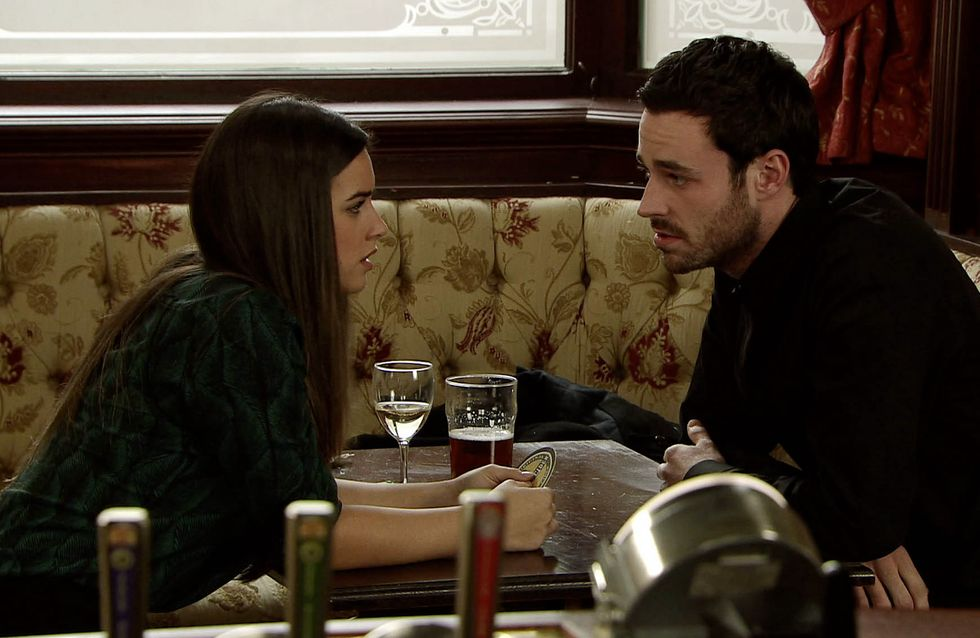 Coronation Street 04/02 - Roy moves on with a little help from his friends
