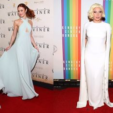 ​Tendance de mode red carpet : le look Reine des neiges