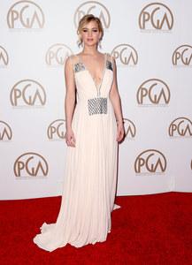 Jennifer Lawrence aux Producers Guild Awards 2015