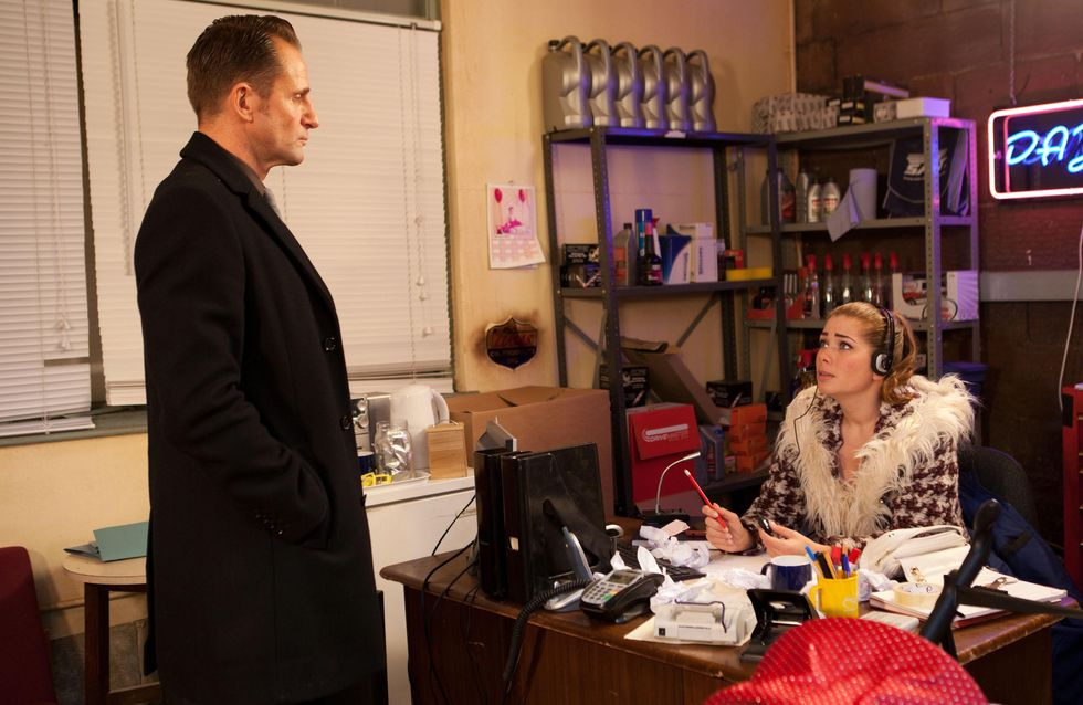 Hollyoaks 04/02 - It's a race against time to save Cindy