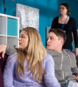 Hollyoaks 06/02 - Dirk can't escape his tormentor