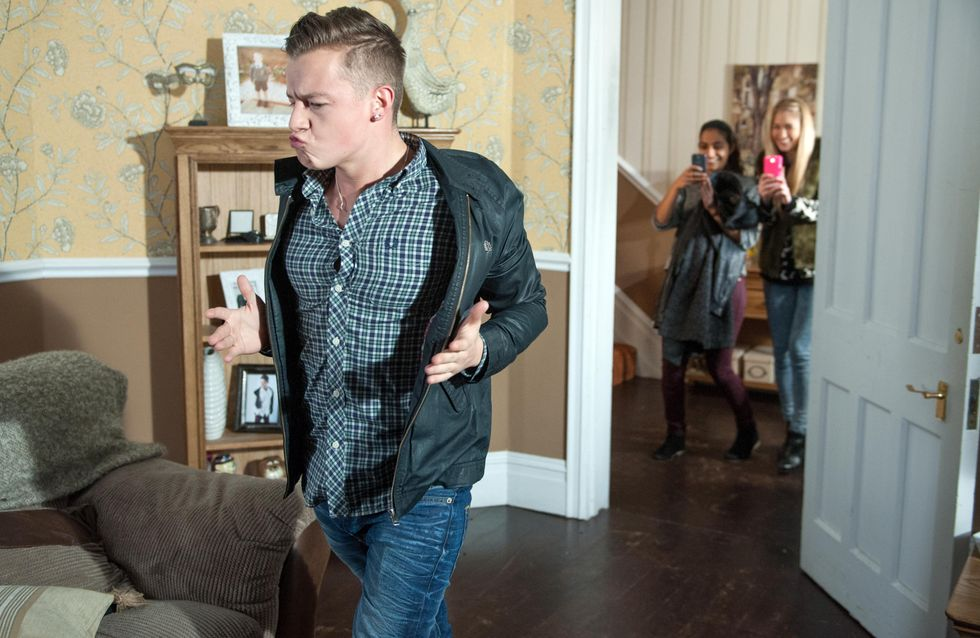 Hollyoaks 03/02 - Nico's actions result in a life-threatening situation for Cindy