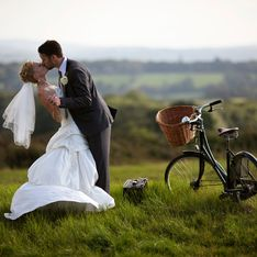 4 ideias para um casamento no campo perfeito