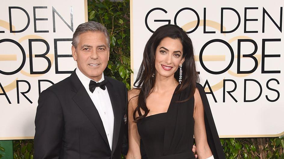 Amal Alammudin met George Clooney à la diète !