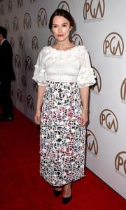 Keira Knightley est notre look du jour