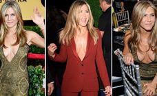c9ad9e66a7b0 Nell ultimo periodo il guardaroba della ex fidanzatina d America Jennifer  Aniston si è fatto decisamente più sexy. Lo stile raffinato e sobrio