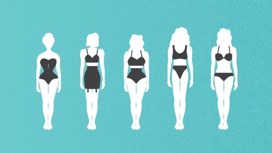 Comment l'idéal du corps de la femme a-t-il évolué en 100 ans ?