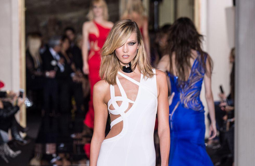 Atelier Versace : Le défilé Haute Couture Printemps-Eté 2015 en vidéo